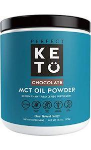 keto protein powder perfect mct oil