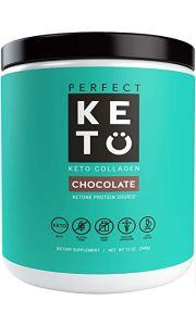 keto protein powder perfect chocolate