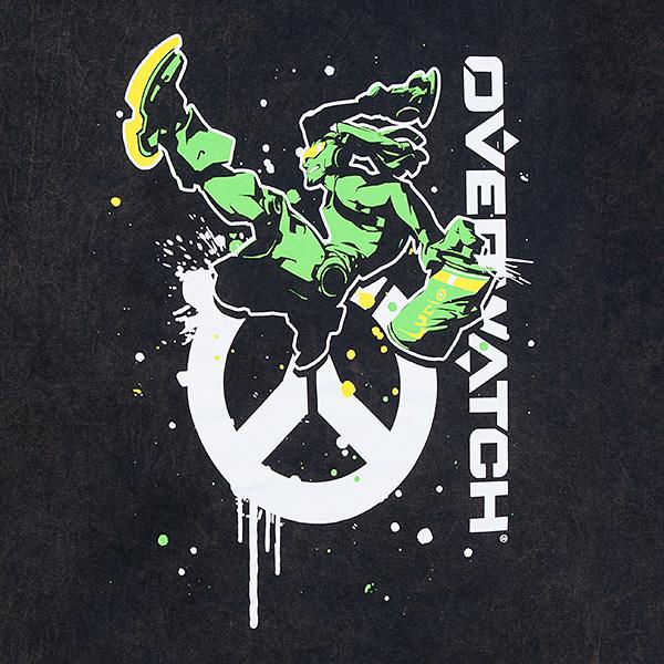 Overwatch tee shirt
