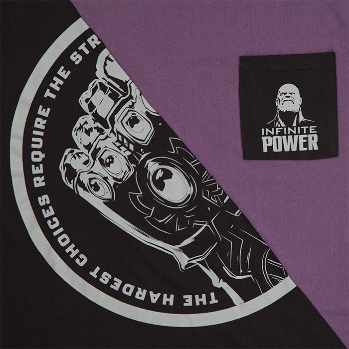 Thanos Avengers t-shirt