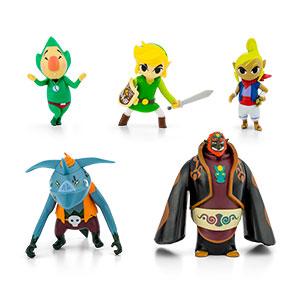 Legend-of-Zelda-Link-Figure-5pk-Exclusive-ThinkGeek