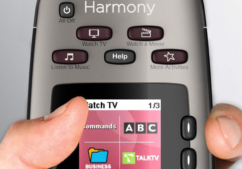 Logitech Harmony 665 10-Device Universal Remote
