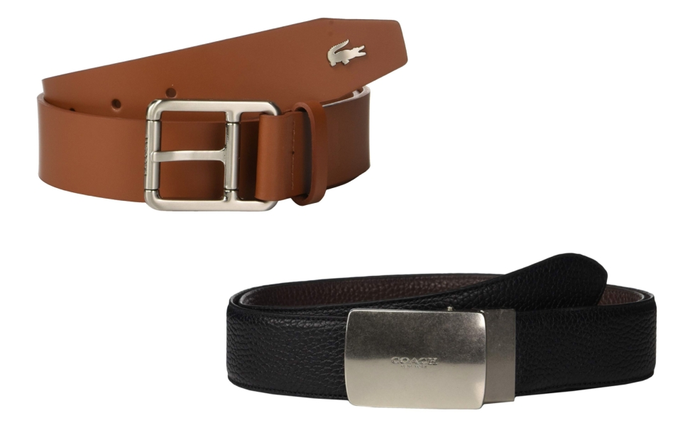Best Logo Belts for Men From
