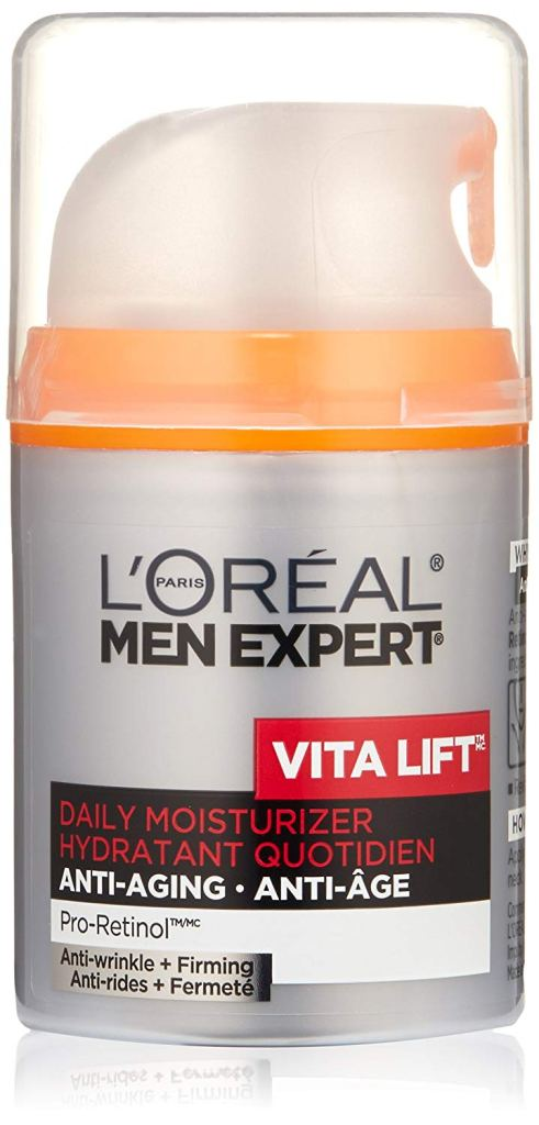 L'Oréal Paris Skincare Men Expert VitaLift Anti-Wrinkle & Firming Face Moisturizer