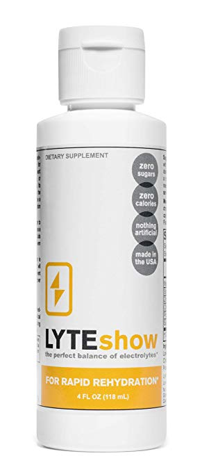 LyteShow Electrolyte Concentrate