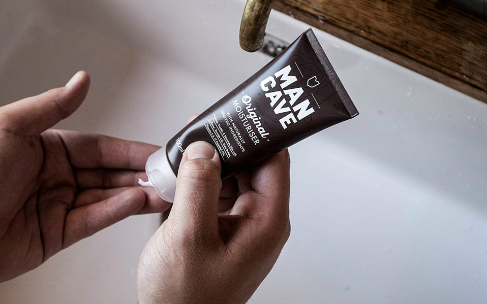 Best Men's Grooming Products: Mancave Shave,