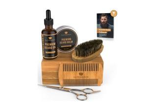 Naturenics Premium Beard Grooming Kit, best beard grooming kits