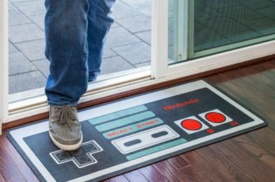 Nintendo-Floor-Mat