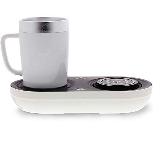 Nomodo Wireless Charger Coffee Warmer