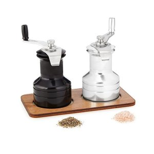 ocean winch salt and pepper shakers