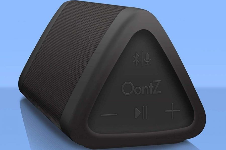 OontZ Angle 3 Enhanced Splashproof Portable