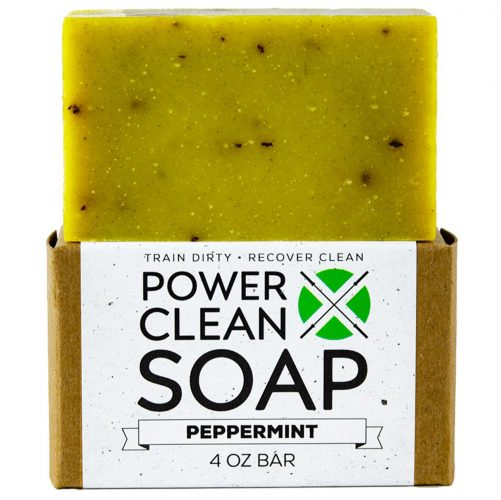Power Clean Soap Peppermint