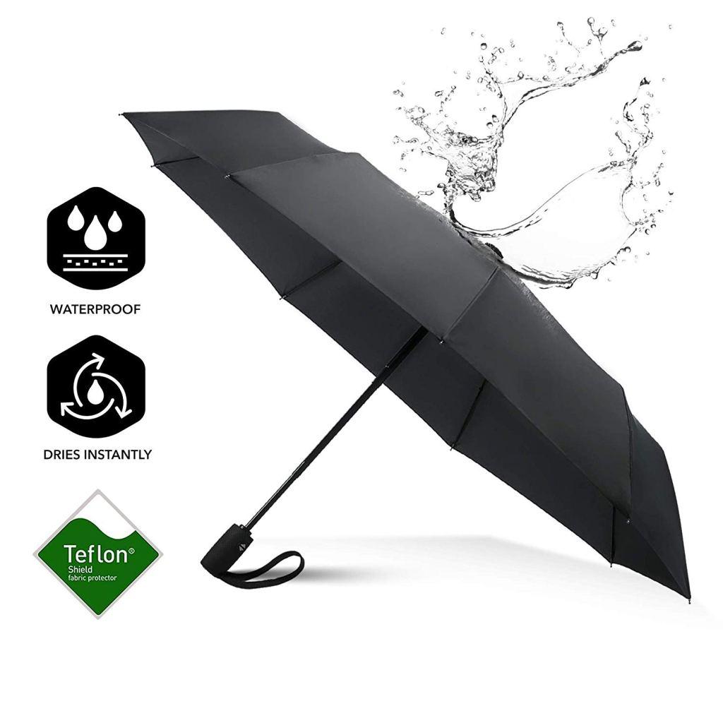 Repel Teflon Windproof Waterproof Umbrella