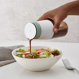 how to make salad dressing shaker