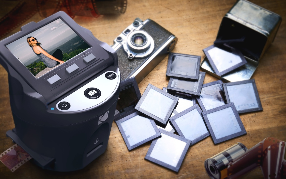 Kodak Scanza Film Scanner