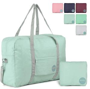 Carry On Duffel Bag Green