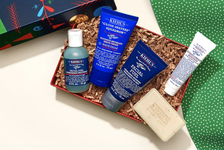Kiehl's shave kit