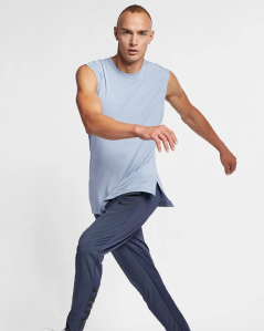 Nike yoga collection men's tank