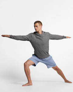 Nike yoga collection men's shorts