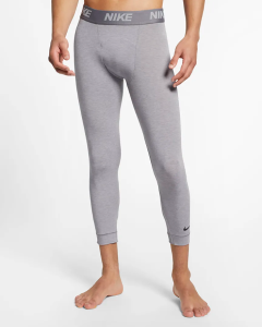 Nike yoga collection men's tights