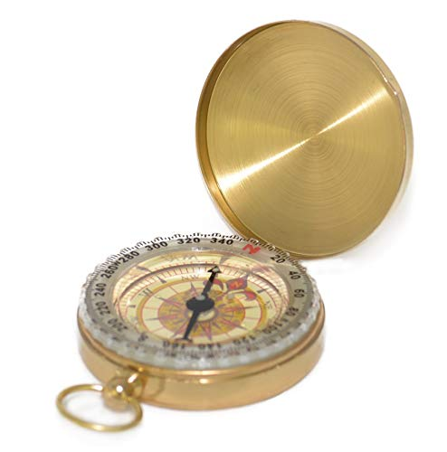 Copper compact compass