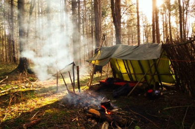 Best winter tarps camping