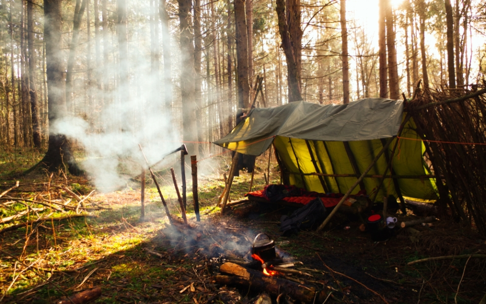 best camping tarps for winter