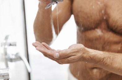 best body wash sensitive skin