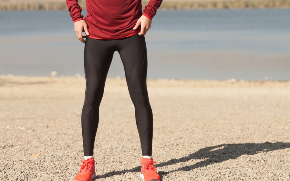 compression tights men