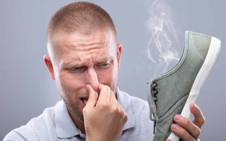 how to get rid of smelly