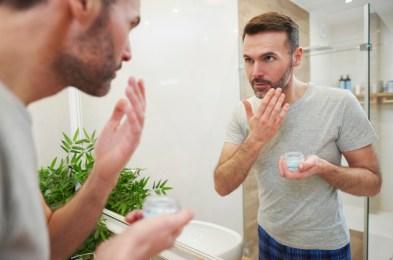 men's retinol eye cream
