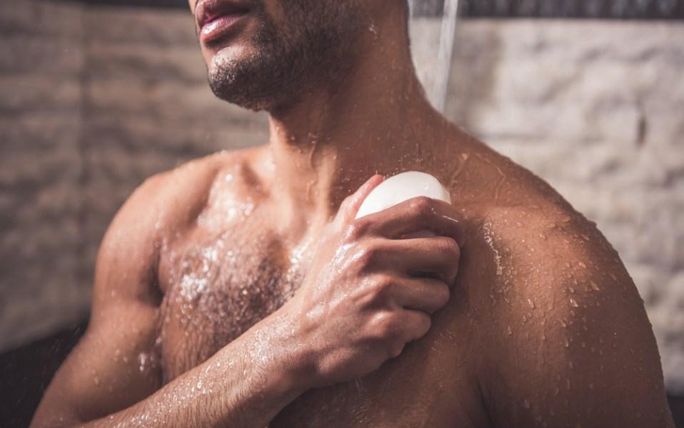 best bar soap men