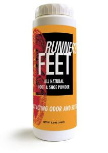 how to get rid of smelly feet runners