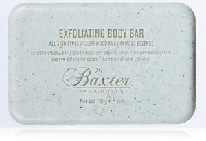 best bar soap men baxter