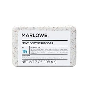 best bar soap men marlowe