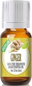 best essential oils cold sores ginger