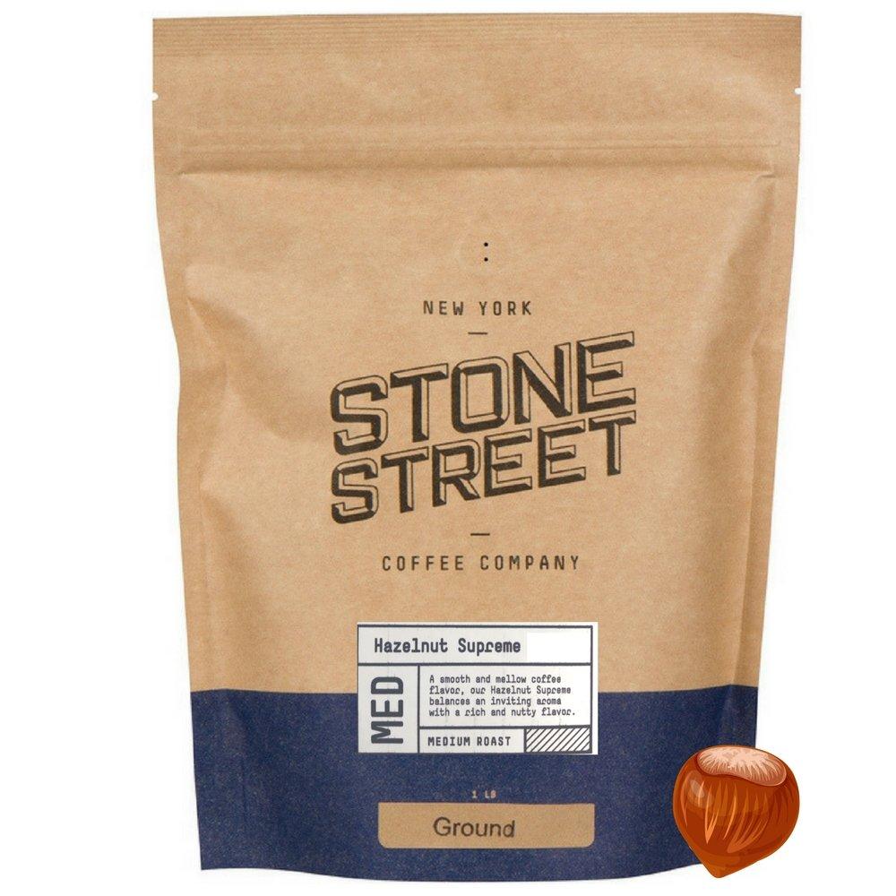 Stone Street Coffee Company Hazelnut Supreme