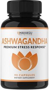 natural stress relief ashwagandha