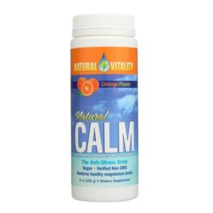 natural stress relief magnesium supplement