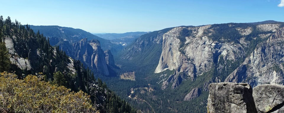 most romantic place to propose yosemite