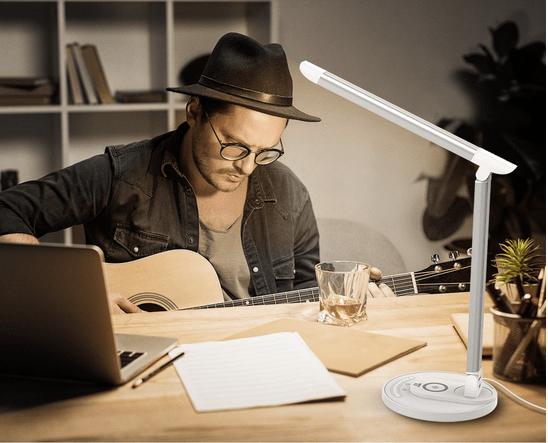 TaoTronics LED Desk Lamp with Fast