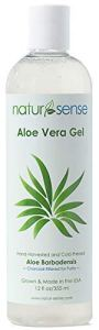 how to get thicker hair aloe vera
