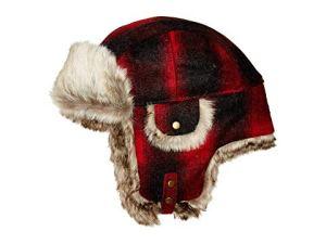 trapper hats plaid pendleton