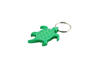 Swatom Turtle Bottle Opener Keychain