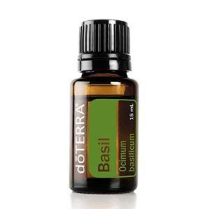 best essential oils UTI basil