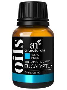 best essential oils UTI eucalyptus