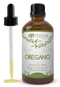 best essential oils UTI oregano