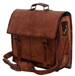 Vintage-Handmade-Leather-Messenger-Bag-