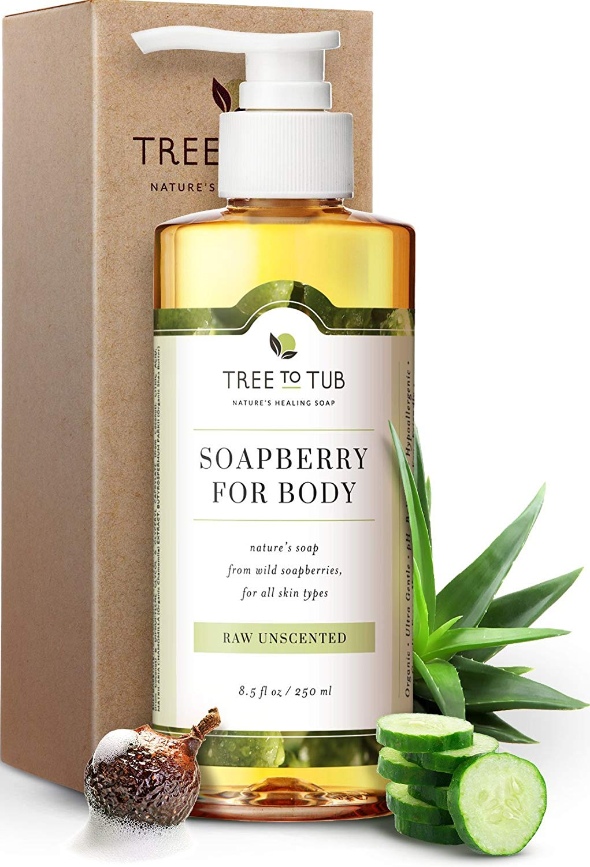Tree to Tub Gentle Body Wash
