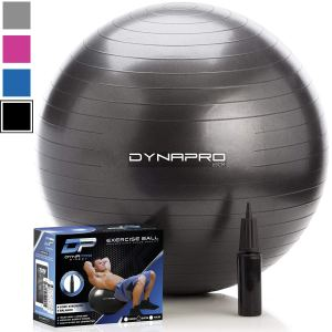 black Exercise Ball